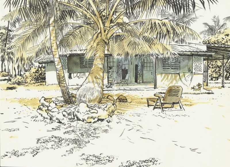 Une saison aux Tuamotu