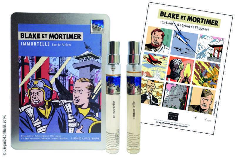 Parfum Blake & Mortimer