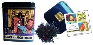 Le thé de La Grande Pyramide