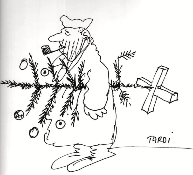 Dédicace de Jacques Tardi