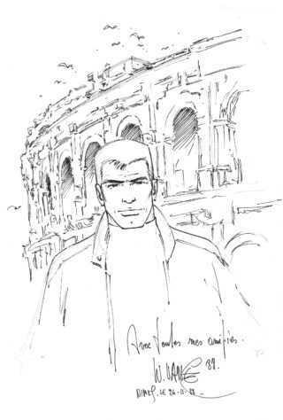 Dédicace XIII à Nîmes