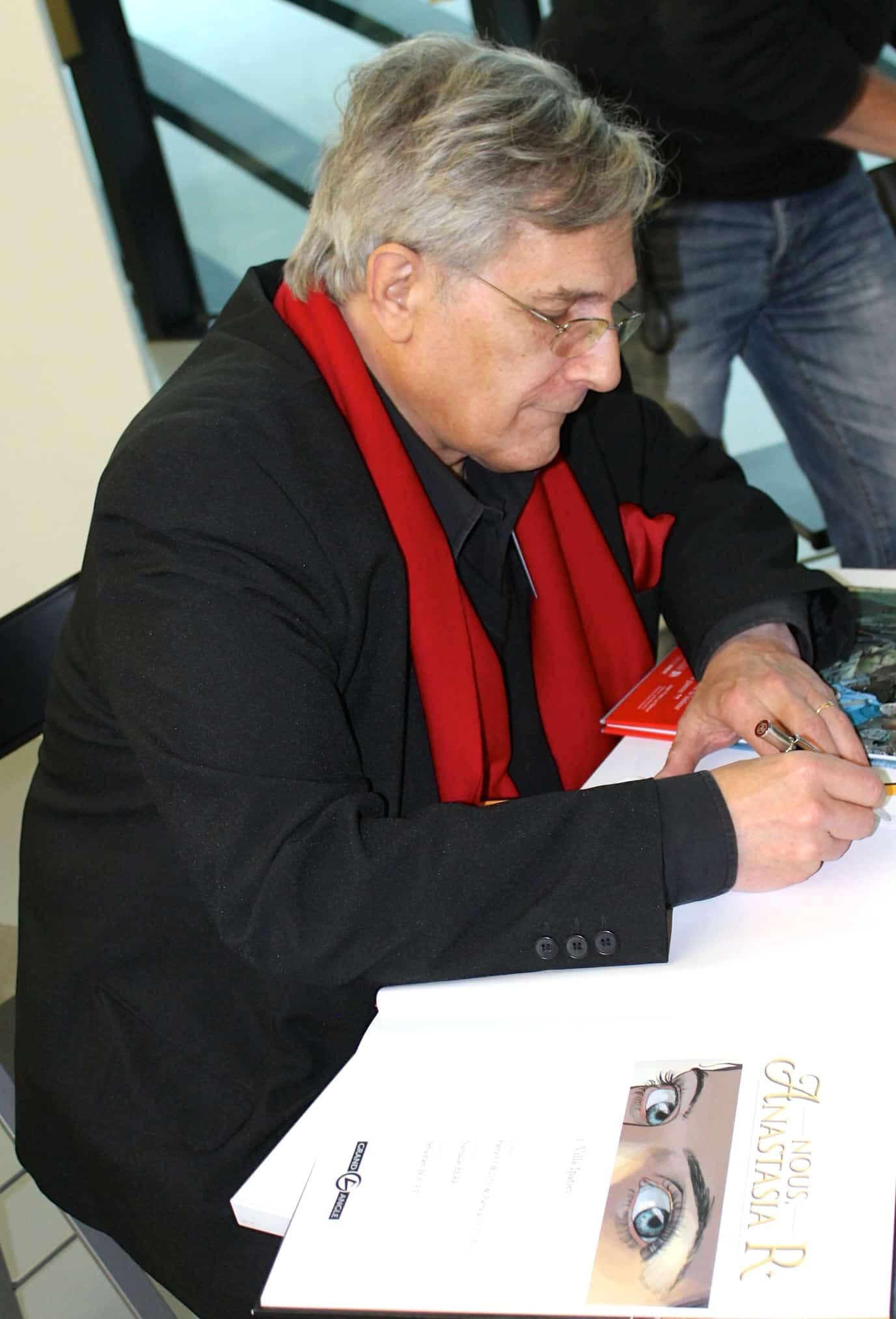 Le décès de Patrice Ordas, scénariste d'Ambulance 13