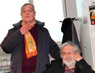 José Muñoz et Jacques Tardi