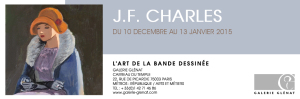Exposition Jean-François Charles