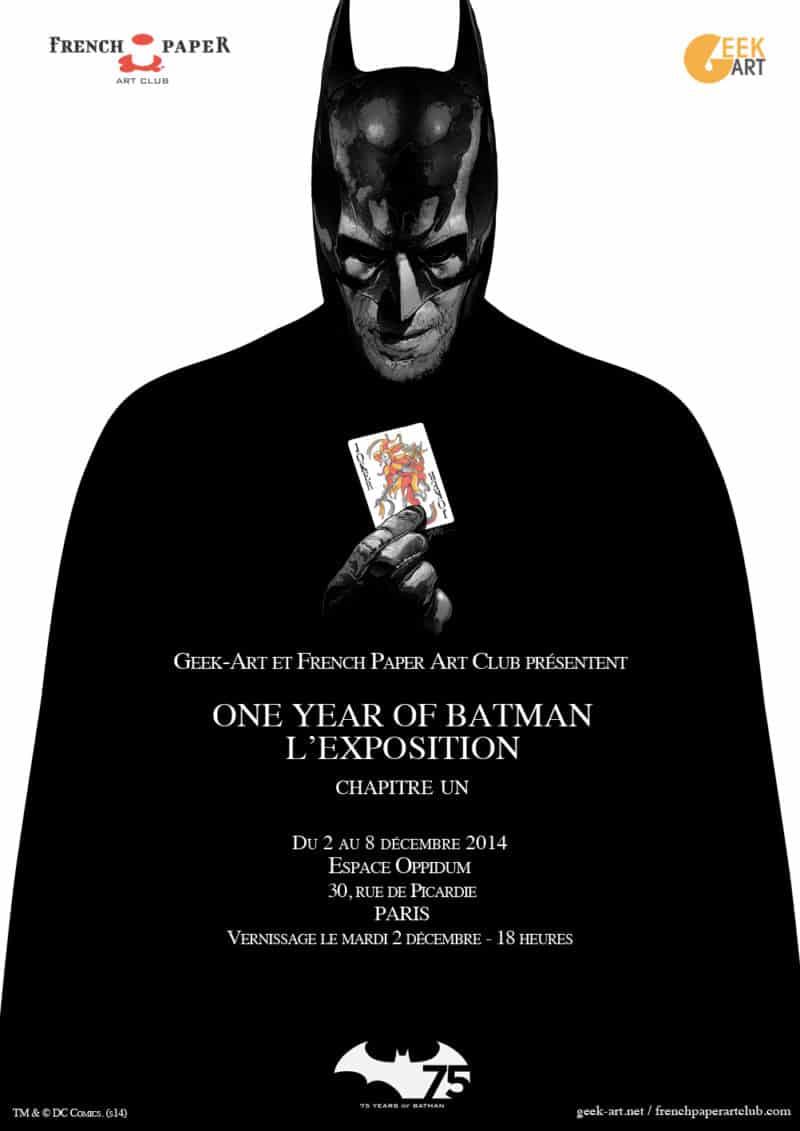 One Year of Batman