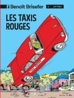 Les Taxis Rouges, Benoît Brisefer réédité et sur grand écran le 17 décembre