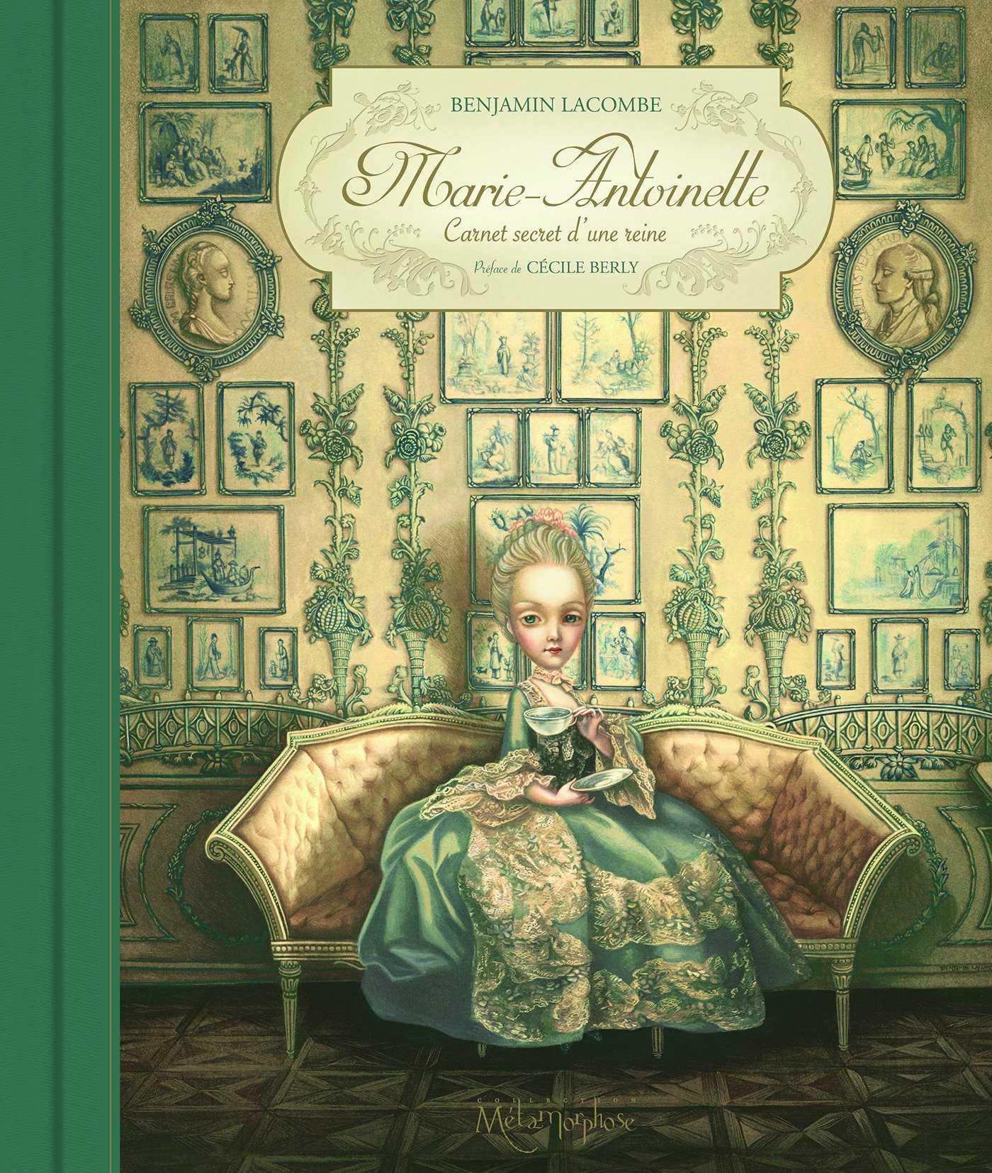 Marie-Antoinette, les secrets confiés à son journal