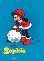 Sophie, le tome 3 de ses aventures en intégrale