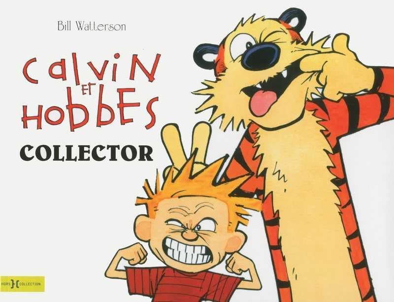 Bill Watterson, Calvin et Hobbes seront aussi exposés à Angoulême