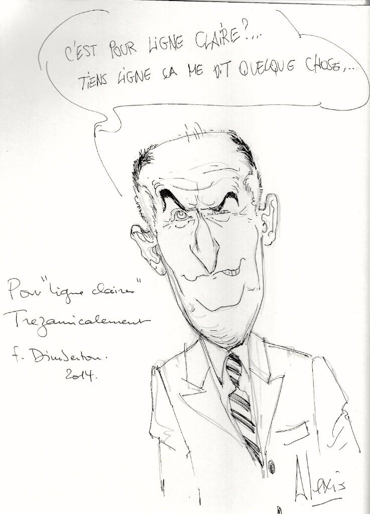 Dédicace François Dimberton