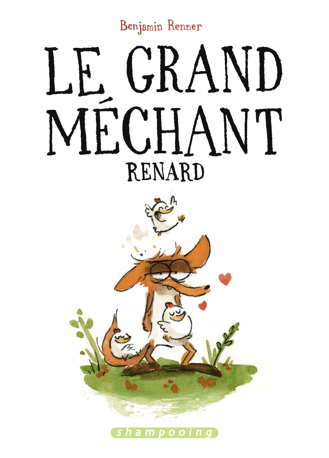 Le Grand méchant renard, un sensible qui s'ignore