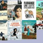 Prix France Info BD, les nominés de la sélection 2015