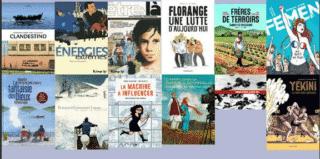 Prix France Info BD 2015