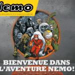Nemo, un très novateur mensuel de BD digitale pour tablettes
