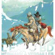 Hermann s'expose à Versailles à partir du 23 janvier 2015
