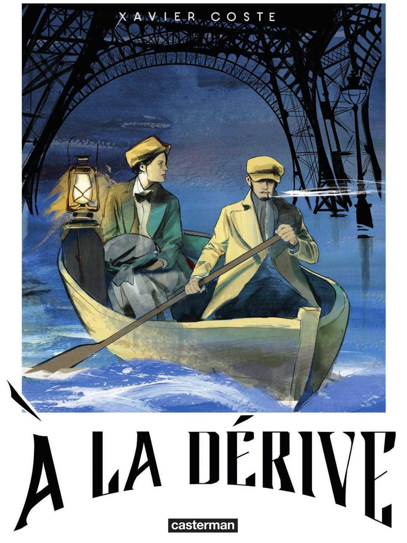 À la dérive, les ambiances surréalistes et aquatiques de Xavier Coste