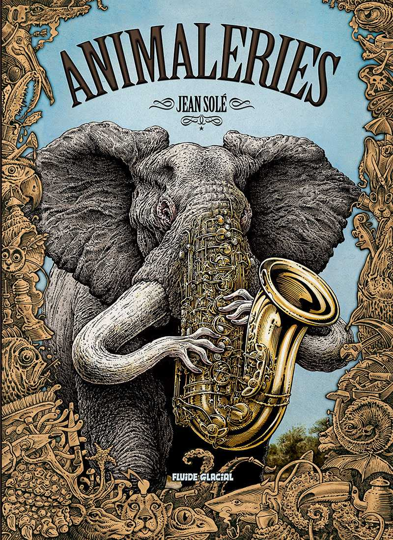 Animaleries, Jean Solé crée son monde