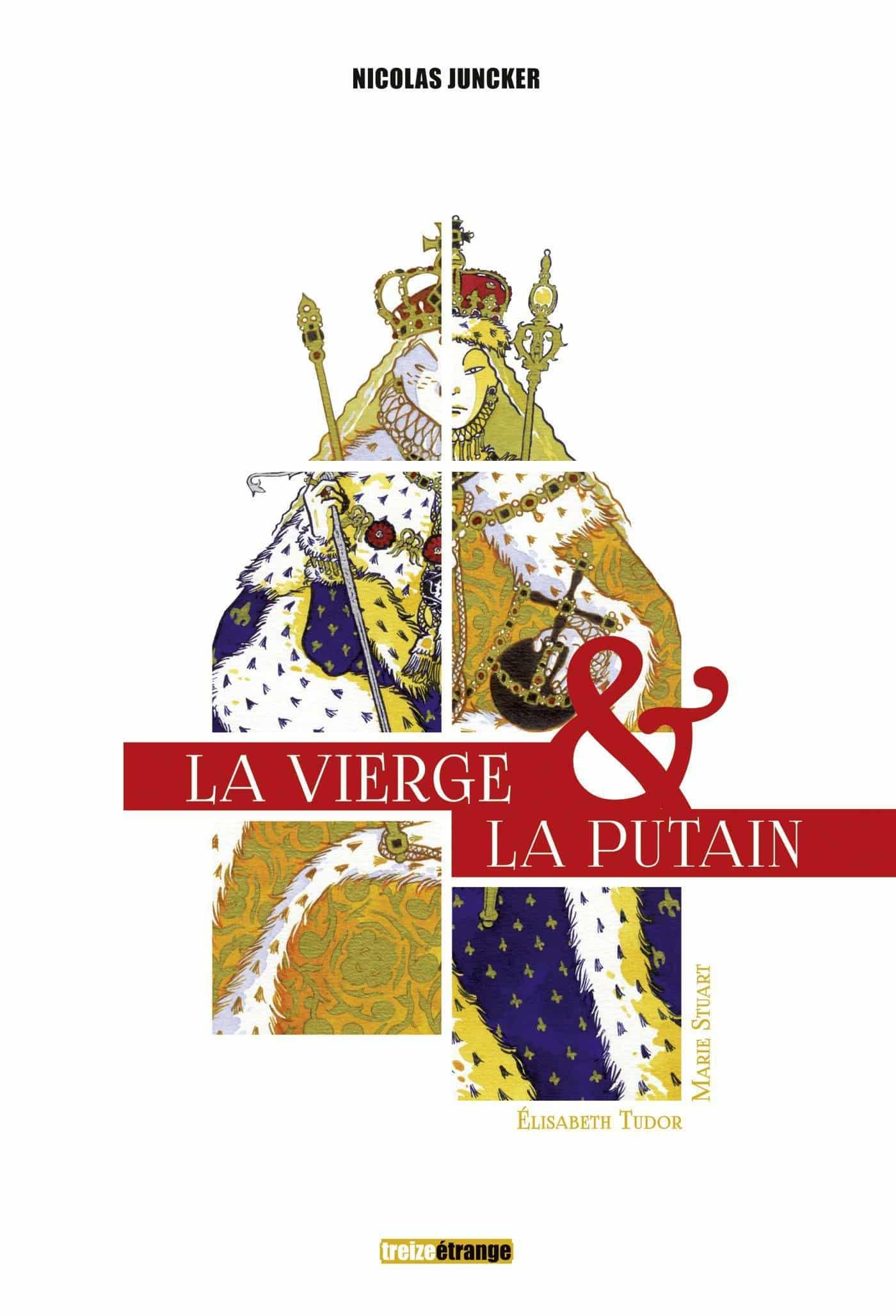 Le premier Prix Cases d'Histoire à La Vierge et la Putain de Nicolas Juncker