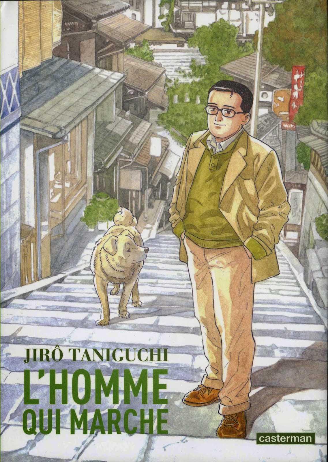Jirō Taniguchi, le plus franco-belge des mangakas, sera à Angoulême 2015