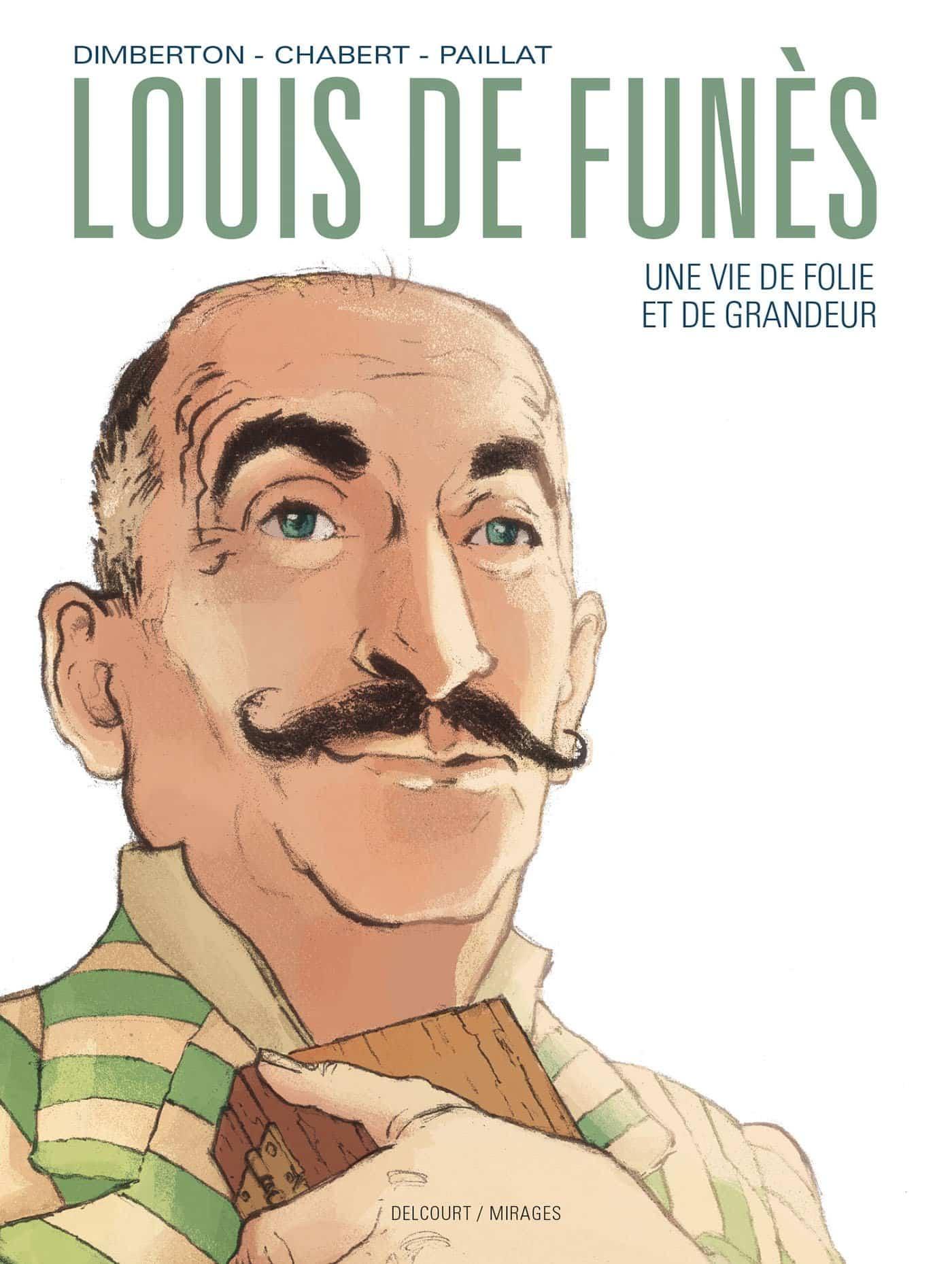 Interview : Louis de Funès, le talent d'un homme discret et angoissé