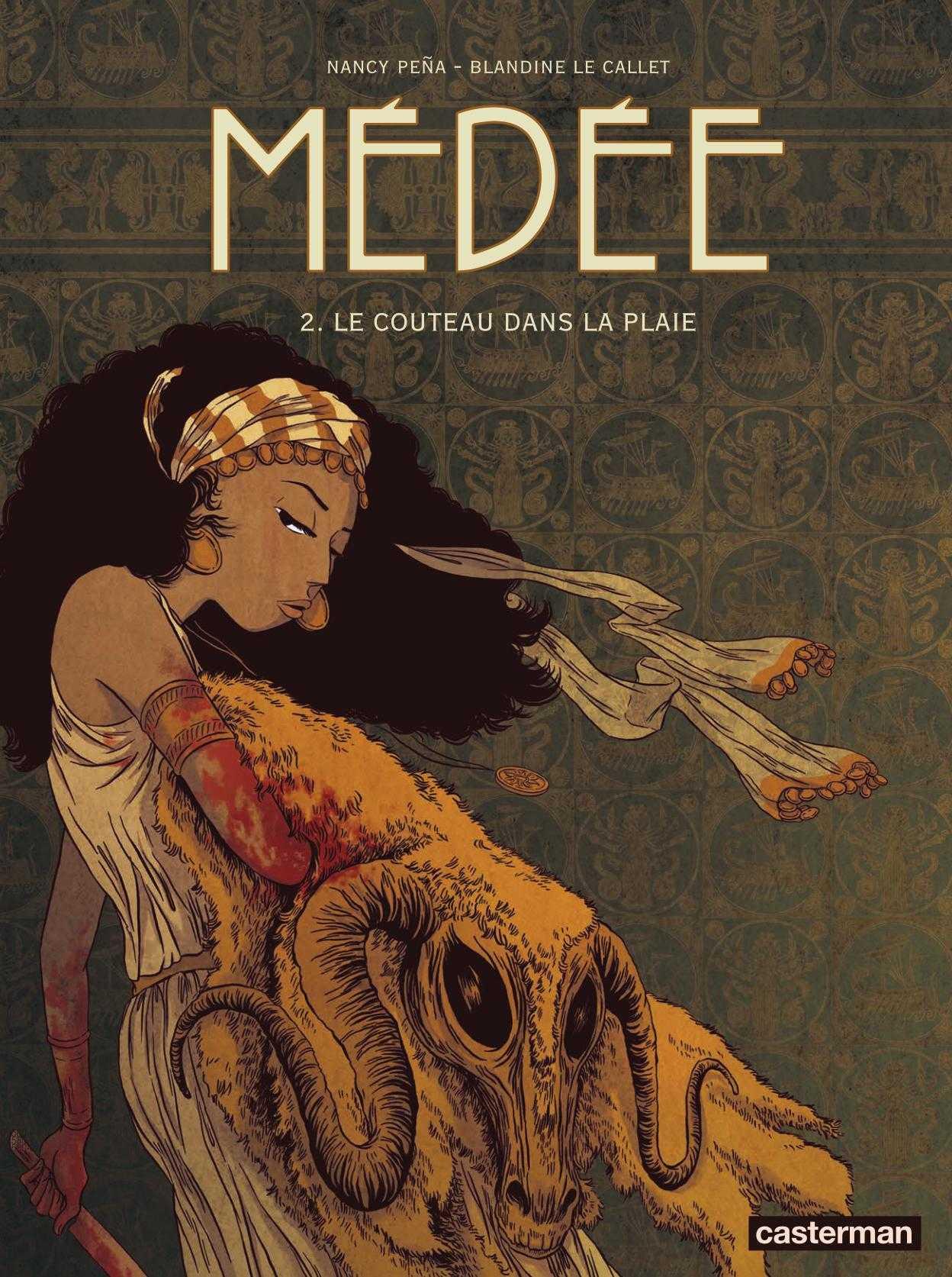 Médée T2, amour et trahison
