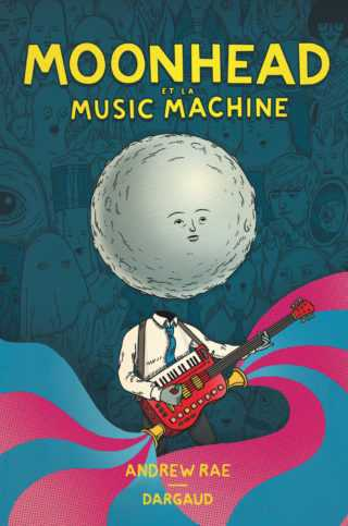 Moonhead et la music machine