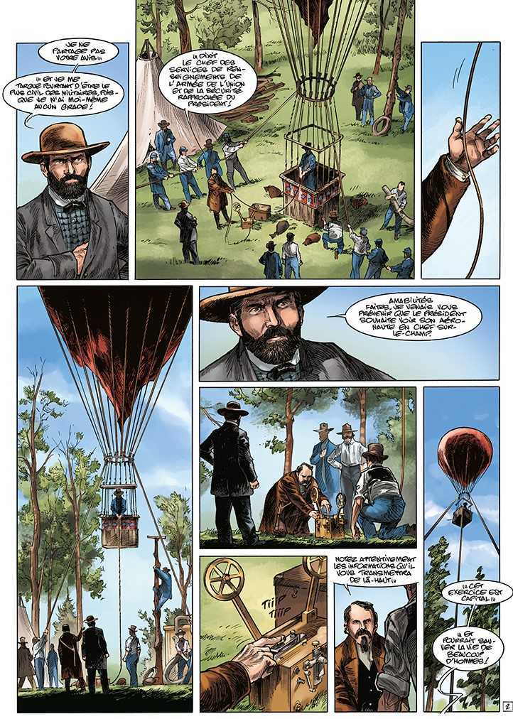 Dossier massacre d'Antietam - 1862