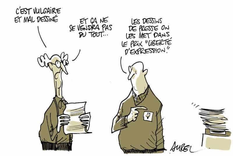 Prix de la liberté d'expression du Festival d'Angoulême