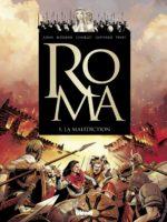 Roma, les débuts d'une saga sur la ville éternelle créée par Gilles Chaillet