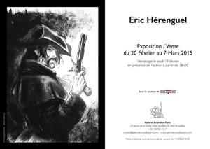 Exposition Éric Hérenguel