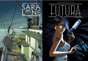 Sara Lone et Futura