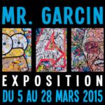 Mr. Garcin s'expose en mars chez Arludik à Paris