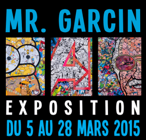 Expo Mr. Garcin