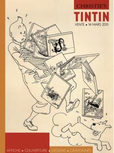 Vente Christie's Hergé