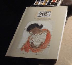Couleur Café, un album collector et sensuel de Joël Alessandra