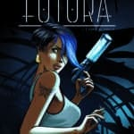Futura, Kraehn revient avec une nouvelle série et sera en dédicace à Nîmes le 28 février