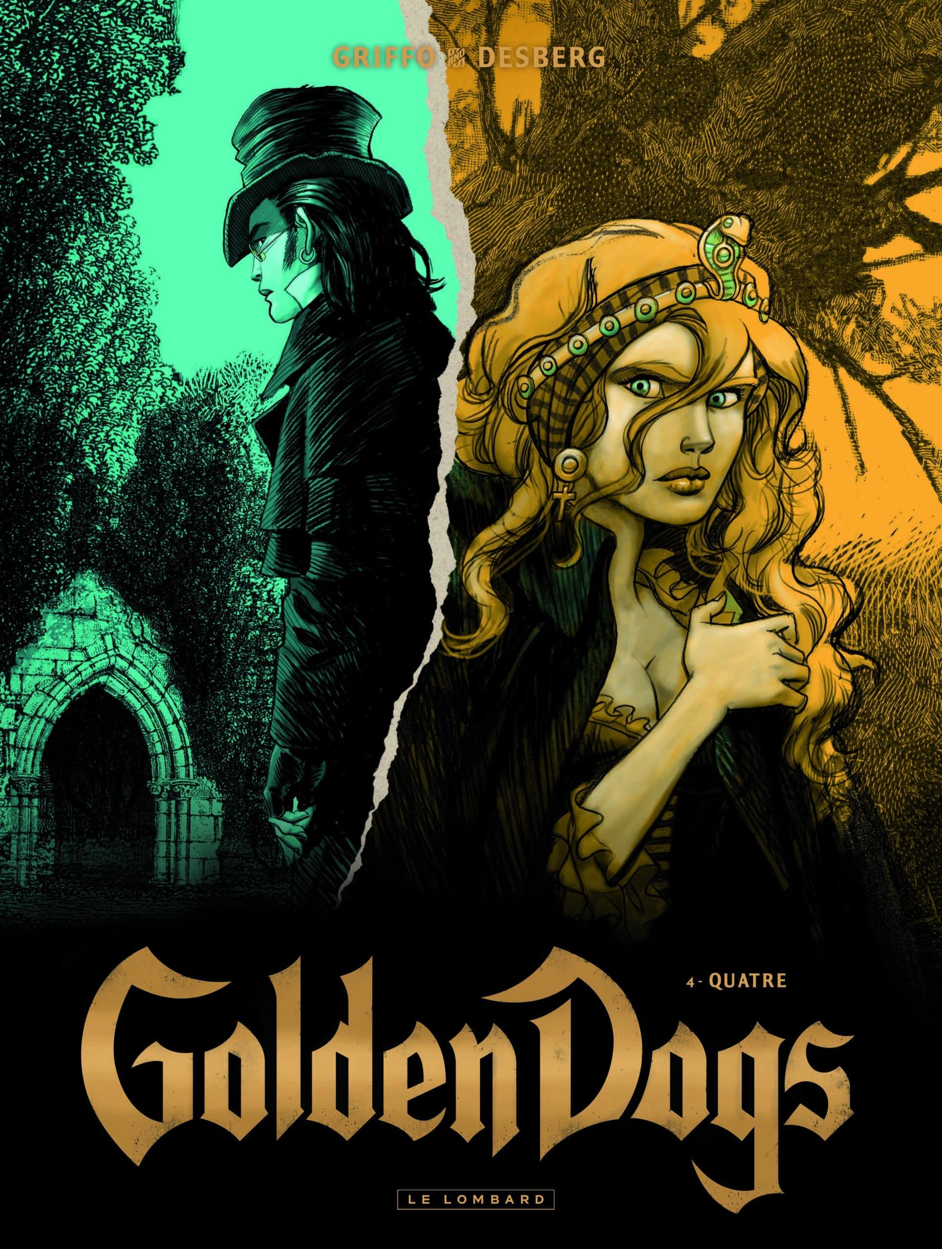 Golden Dogs T4, règlements de compte à la clé