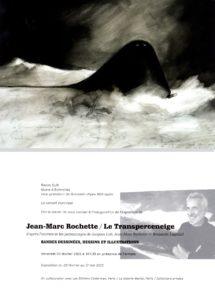 Jean-Marc Rochette au musée Géo-Charles
