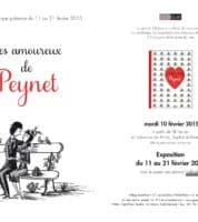 Les Amoureux de Peynet à la Galerie Oblique