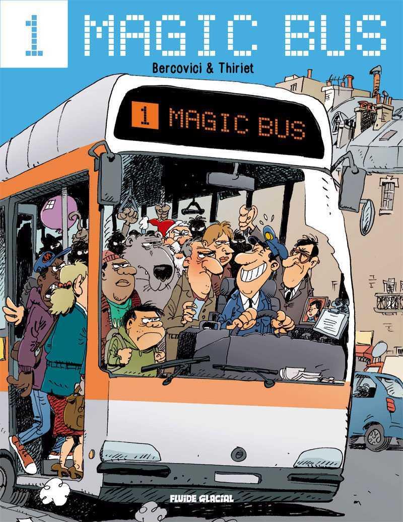 Magic Bus, une peuplade étrange