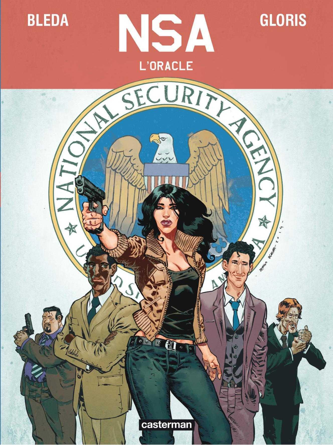 NSA, Appolo un Oracle qui sait tout