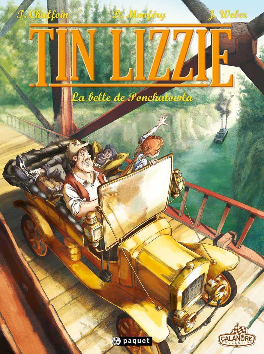 Tin Lizzie, une balade au bon vieux temps des débuts de l'automobile