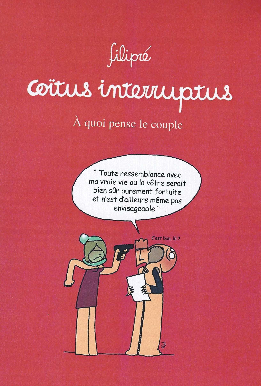 Coïtus interruptus, à quoi pense le couple selon Philippe Reyt