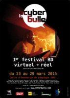 Cyberbulle, le festival a lieu à Compiègne les 28 et 29 mars