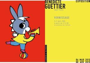 Exposition Bénédicte Guettier