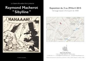 "Expo Raymond Macherot ""Sybilline"""
