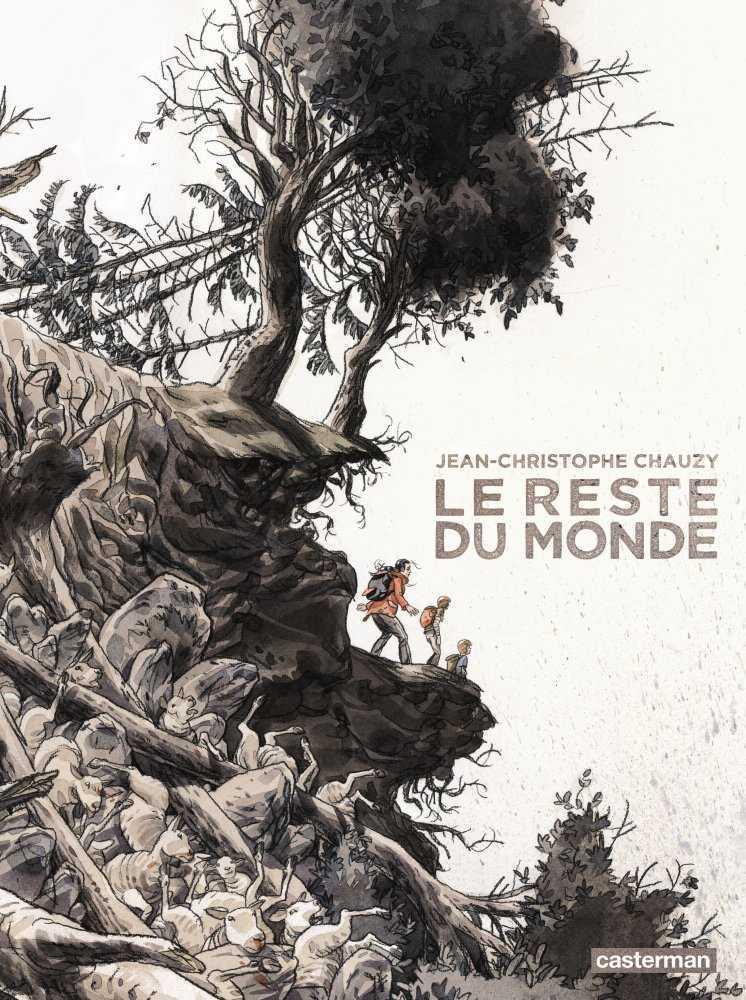 Interview : Dans Le Reste du Monde, pour Chauzy, la nature est un personnage