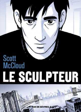 Salon du Livre 2015 à Paris, Scott McCloud y sera avec Le Sculpteur