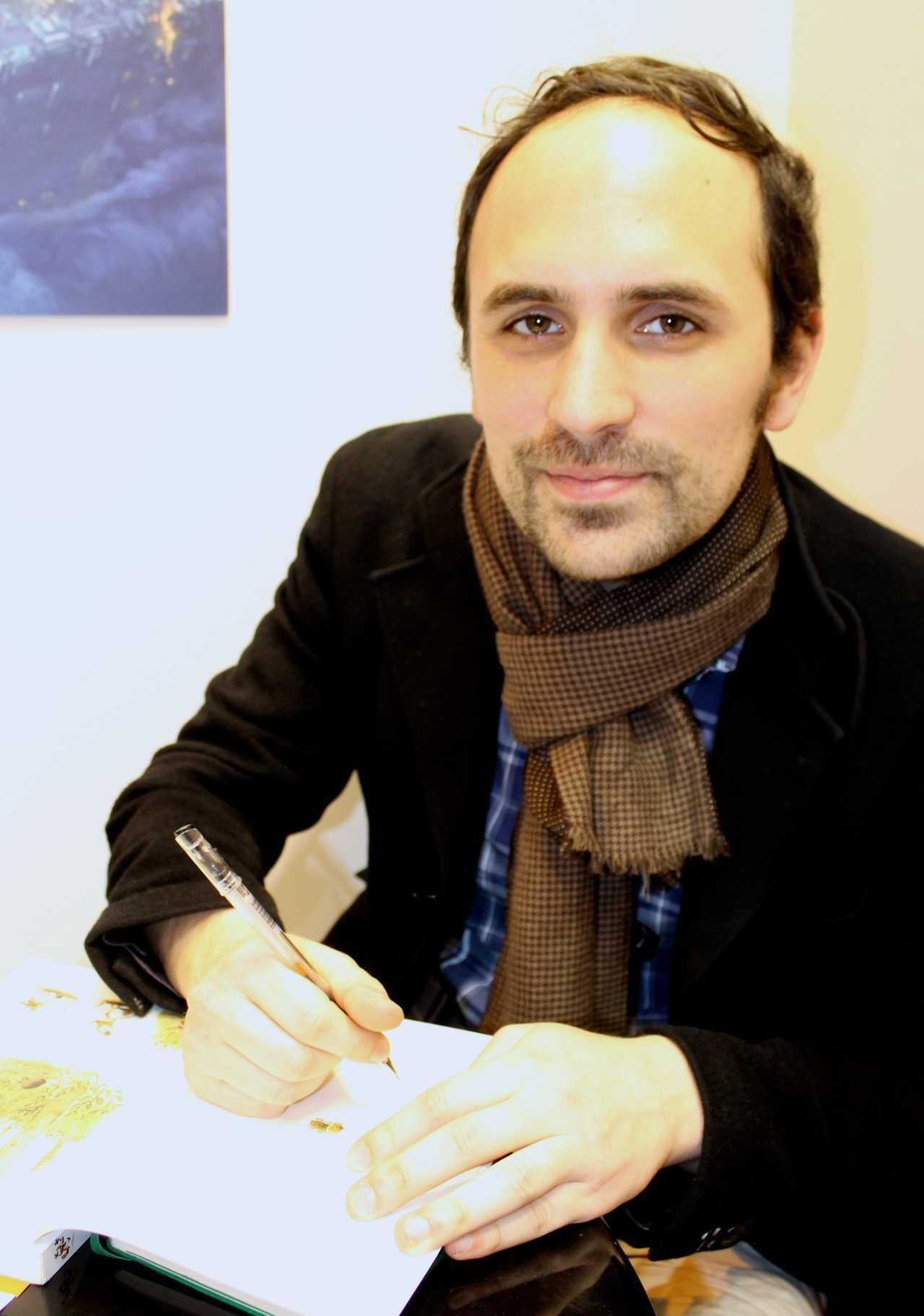 Interview : Benjamin Renner et son superbe Grand Méchant Renard