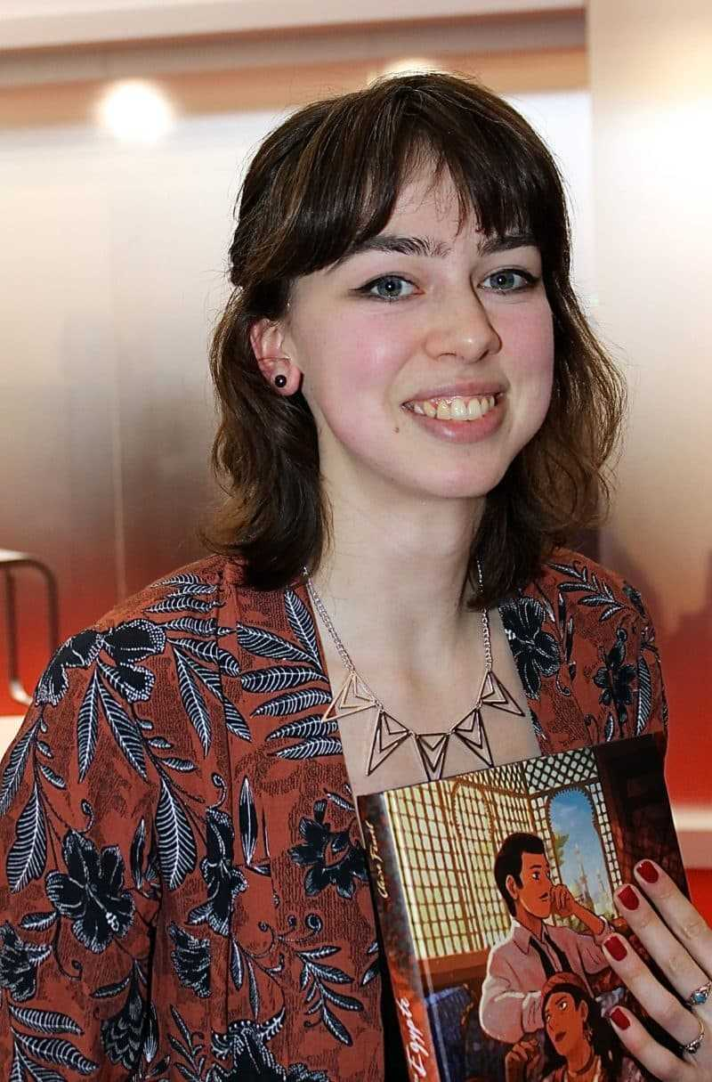 Claire Fauvel